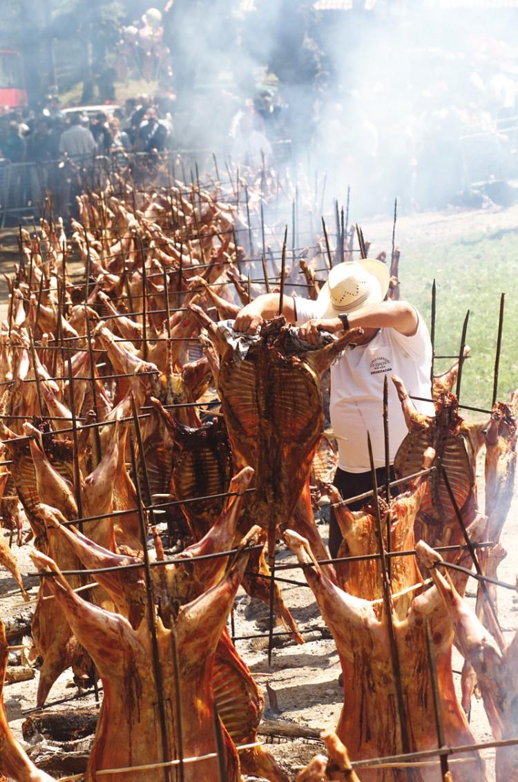 Apertura de Prazo para a Reserva de Lotes XLIX Festa do Carneiro ao Espeto ®