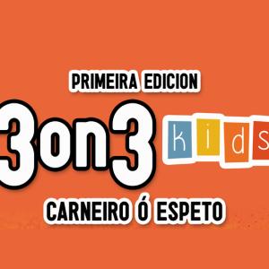 "Torneo Basket 3on3 Carneiro o Espeto ""Kids"""