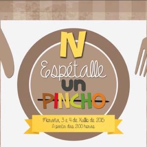 """IV Edición """"Espétalle un Pincho"""""""