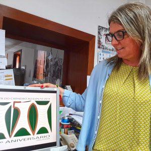 Moraña presenta o logo conmemorativo do 50º aniversario da Festa do Carneiro ao Espeto e comeza coa labor de promoción